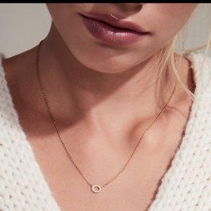 AF Diamond Necklace. NWT